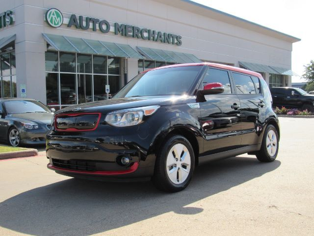 2015 Kia Soul EV + Back-Up Camera, Bluetooth Connection,Leather,Navigation Connection Plano TX