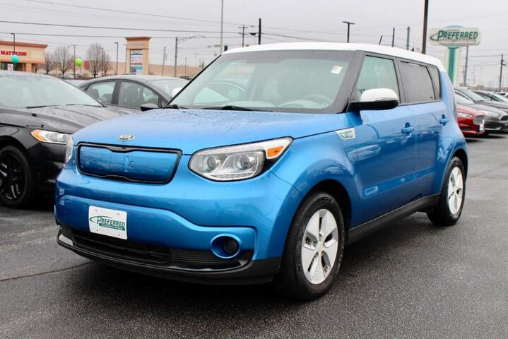2015 Kia Soul EV  Fort Wayne Auburn and Kendallville IN