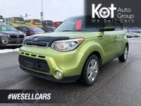 Kia Soul EX, Heated front seats, Keyless entry, Air conditioning 2015