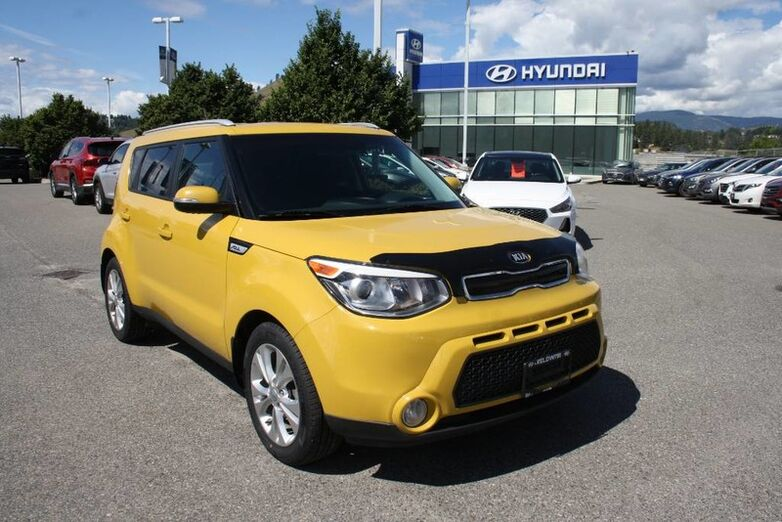 2015 Kia Soul EX No accident, One owner. Kelowna BC