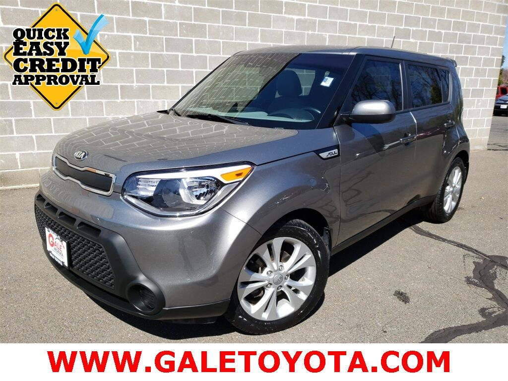 2015 Kia Soul Plus Enfield CT