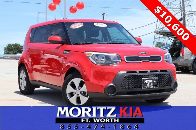 2015 Kia Soul Plus Fort Worth TX