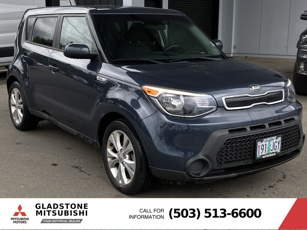 2015 Kia Soul Plus Milwaukie OR