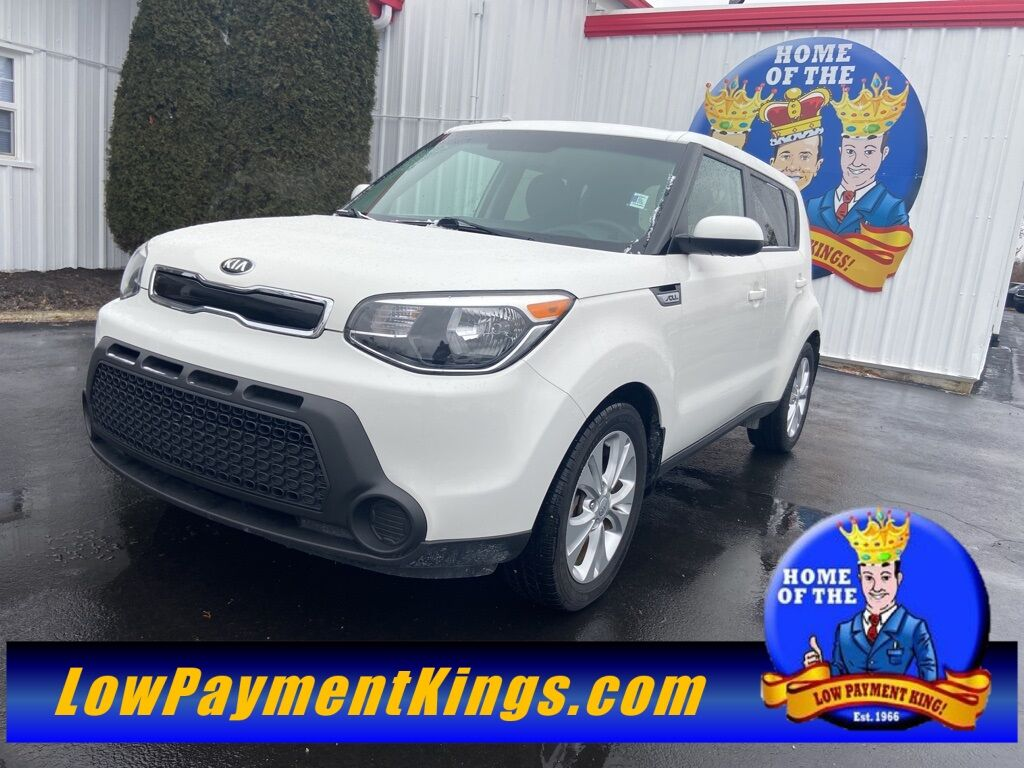 2015 Kia Soul Plus Shelby OH
