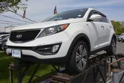 2015 Kia Sportage EX Video