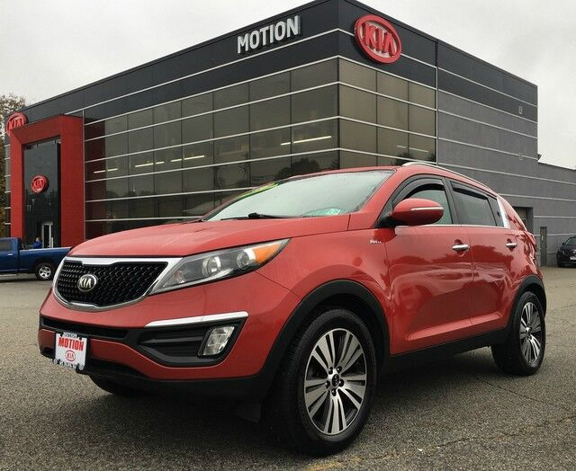 2015 Kia Sportage EX Hackettstown NJ