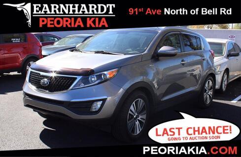 2015_Kia_Sportage_EX_ Peoria AZ