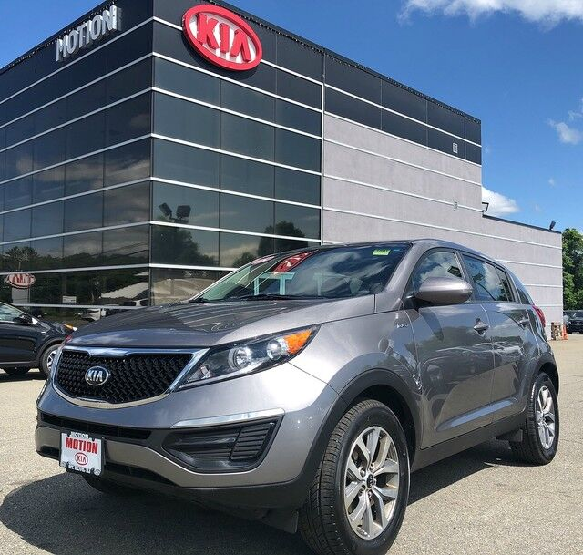 2015 Kia Sportage LX Hackettstown NJ