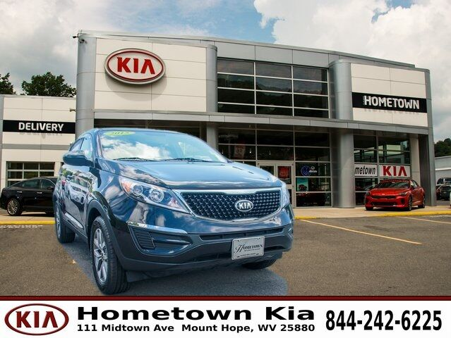 2015 Kia Sportage LX Mount Hope WV