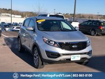 2015 Kia Sportage LX South Burlington VT