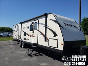 Kodiak Express Ultra-Lite 2015