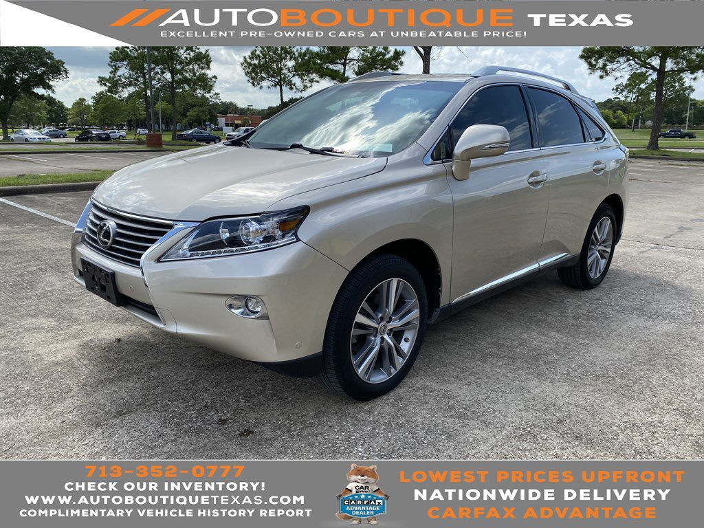 2015 LEXUS RX 350 350 Houston TX