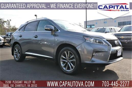 2015 LEXUS RX 350 AWD Chantilly VA