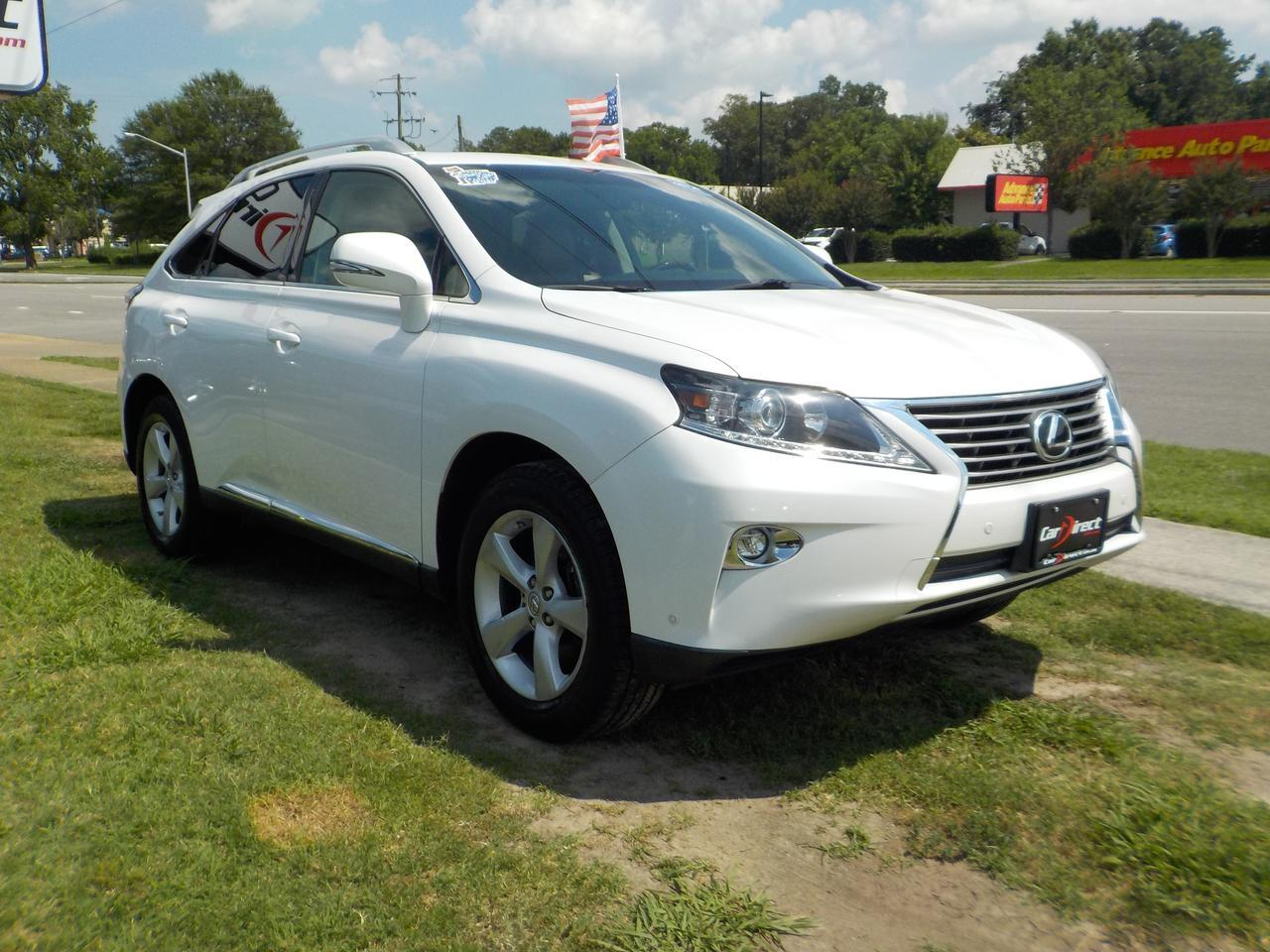 2015 LEXUS RX 350 AWD, NAVIGATION, CLIMATE SEATS, SUNROOF, PARKING SENSORS, BLUETOOTH, ONLY 37K MILES NEW!!!