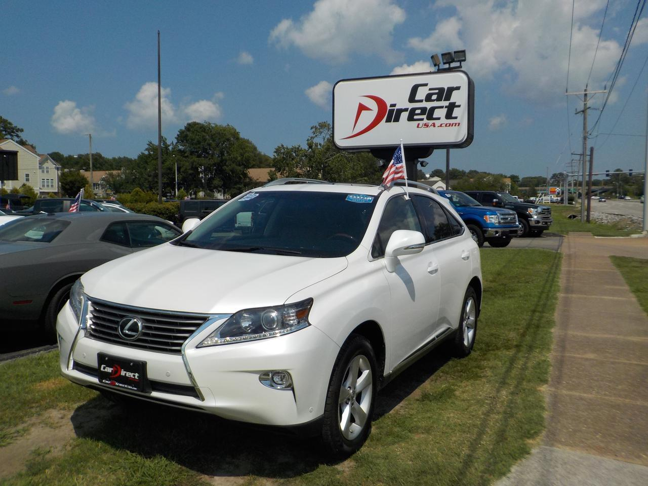 2015 LEXUS RX !350, LEATHER, NAV, HEATED/COOLED SEATS, SUNROOF, BACKUP CAM, PARKING SENSORS, LOW MILES!