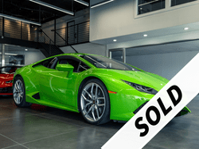 Lamborghini Huracan Coupe LP610-4 2015