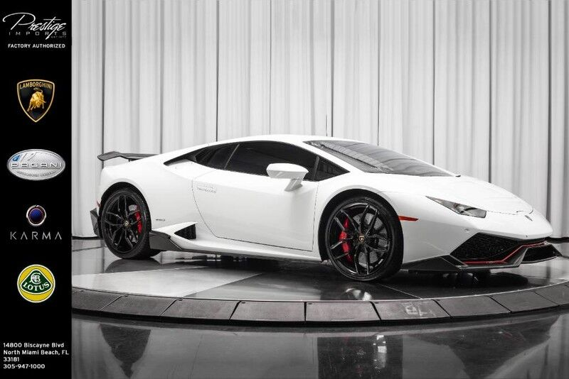 2015_Lamborghini_Huracan LP 610-4 Carbon Kit__ North Miami Beach FL