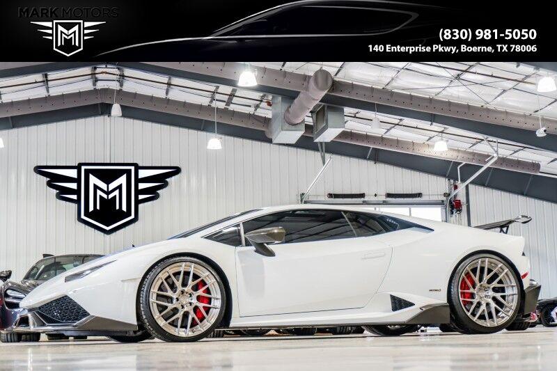 2015_Lamborghini_Huracan_LP610-4 - FULL 1016 CARBON FIBER KIT_ Boerne TX