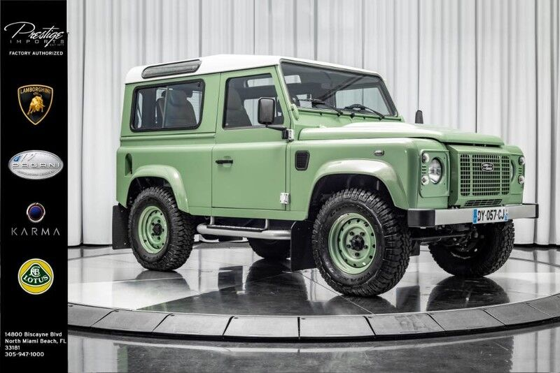2015_Land Rover Defender_No Model__ North Miami Beach FL