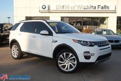 2015_Land Rover_Discovery Sport_AWD 4DR HSE LUX_ Wichita Falls TX