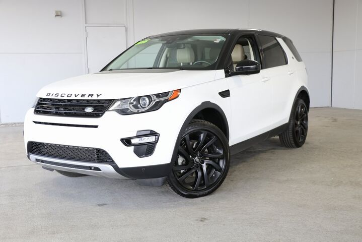 2015 Land Rover Discovery Sport HSE Mission KS
