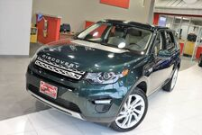 2015 Land Rover Discovery Sport HSE 3rd Row Climate Control Advance Parking Assist 20 inch Wheels Backup Camera