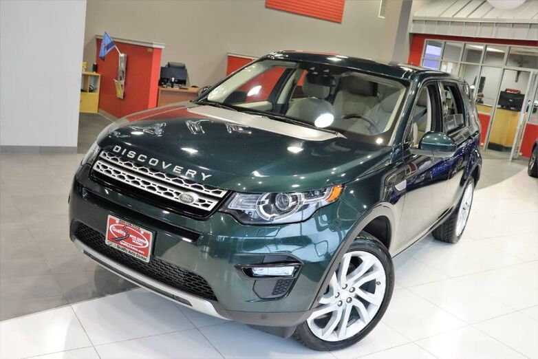 2015 Land Rover Discovery Sport HSE 3rd Row Climate Control Advance Parking Assist 20 inch Wheels Backup Camera Springfield NJ