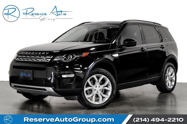 2015 Land Rover Discovery Sport HSE 3rd Row Seating The Colony TX
