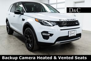 2015_Land Rover_Discovery Sport_HSE Backup Camera Heated & Vented Seats_ Portland OR