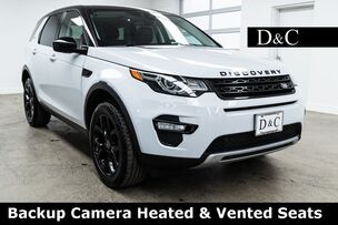 2015 Land Rover Discovery Sport HSE Backup Camera Heated & Vented Seats