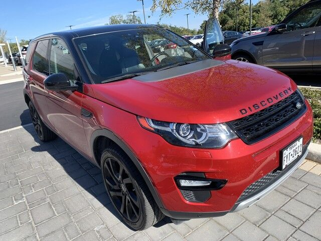 2015 Land Rover Discovery Sport HSE San Antonio TX