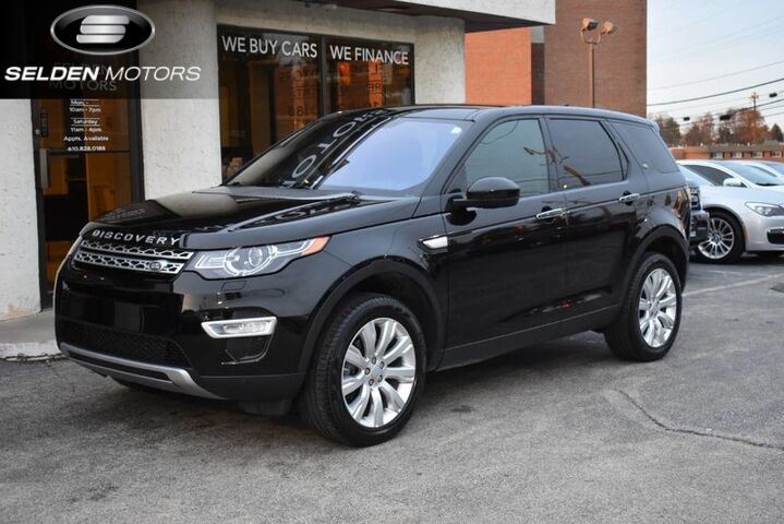 2015_Land Rover_Discovery Sport_HSE LUX_ Conshohocken PA
