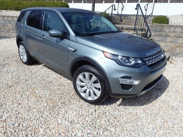 2015 Land Rover Discovery Sport HSE LUX Pen Argyl PA