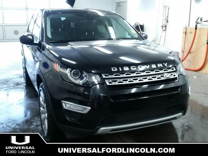 2015 Land Rover Discovery Sport HSE Luxury Calgary AB