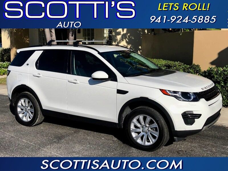 2015 Land Rover Discovery Sport SE - 1 OWNER! CLEAN CARFAX! GREAT BUY!