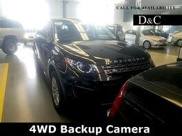 2015_Land Rover_Discovery Sport_SE 4WD Backup Camera_ Portland OR