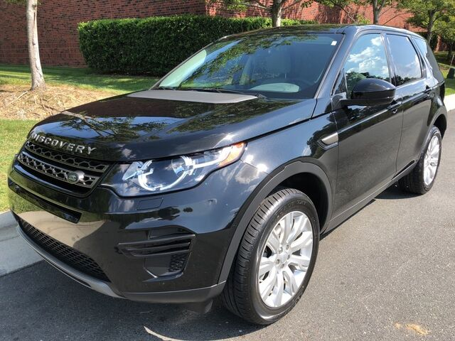 2015_Land Rover_Discovery Sport_SE_ Charlotte NC