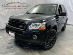 2015 Land Rover LR2 HSE / 2.0L Turbocharged Engine / AWD / Sunroof / Navigation / Push Start / Meridian Sound System / Heated Leather Seats