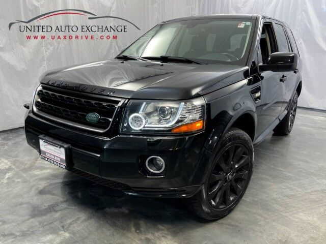 2015 Land Rover LR2 HSE / 2.0L Turbocharged Engine / AWD / Sunroof / Navigation / Push Start / Meridian Sound System / Heated Leather Seats Addison IL
