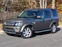 2015_Land Rover_LR4_4WD 4dr LUX_ Raleigh NC