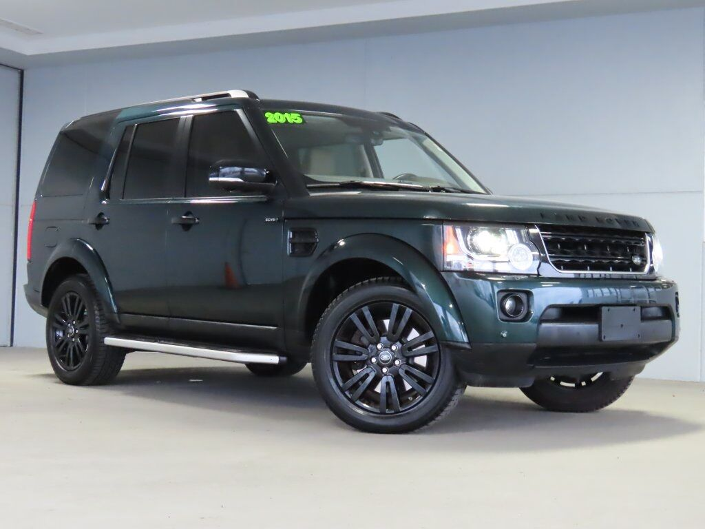 2015 Land Rover LR4 Base Merriam KS
