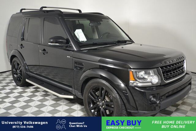 2015 Land Rover LR4 Base Seattle WA