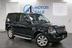 2015_Land Rover_LR4_HSE 1 Owner Navi Pano Roof_ Schaumburg IL