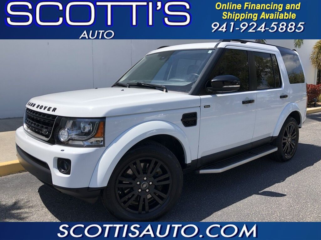 2015 Land Rover LR4 HSE~ 3RD ROW SEAT~ GREAT COLORS~ NEWER TIRES~ CLEAN~ LOOKS AND RUNS GREAT! WE OFFER ONLINE FINANCE AND SHIPPING! CONTACT US TODAY! Sarasota FL