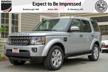 2015_Land Rover_LR4_HSE 7 Passenger_ Boxborough MA