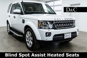 2015 Land Rover LR4 HSE Blind Spot Assist Heated Seats