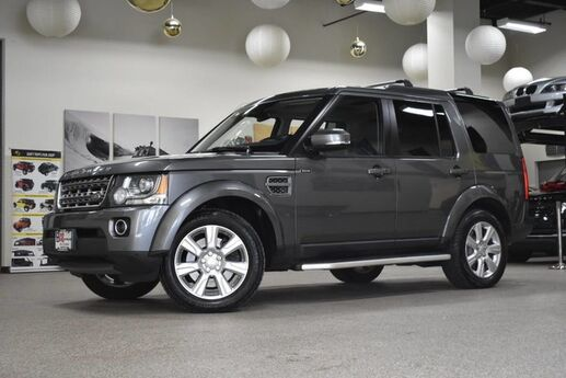 2015 Land Rover LR4 HSE Boston MA