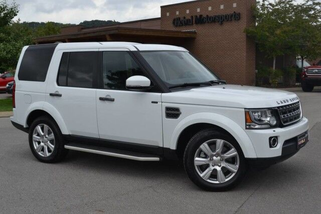 2015 Land Rover LR4 HSE/Climate Comfort Pack/19'' Wheels/3rd Row Seating/Tri Sunroofs/Navigation/Rear View Cam/Heated Front-Rear Seats/Heated Steering Wheel/Sat Radio/Bluetooth Nashville TN