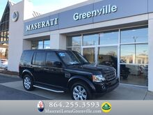 2015_Land Rover_LR4_HSE_ Greenville SC
