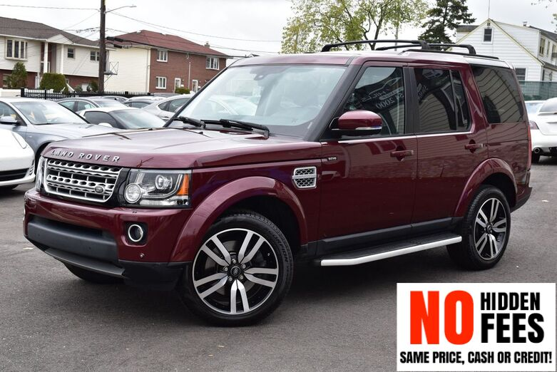 2015 Land Rover LR4 HSE LUX 4x4 4dr SUV Elmont NY
